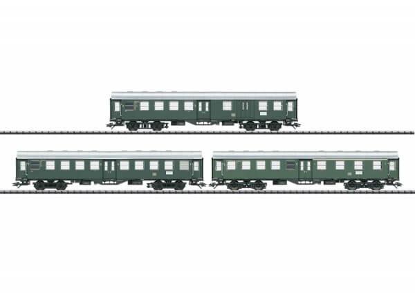 TRIX 23429 Reisezugwagen Set (Umbauwagen)