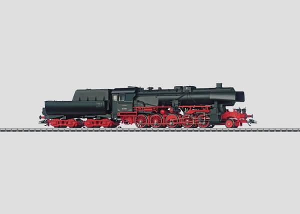 Märklin 37150 Dampflokomotive Baureihe 52 mit Wannentender