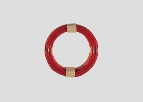Märklin 7105 Kabel einadrig rot