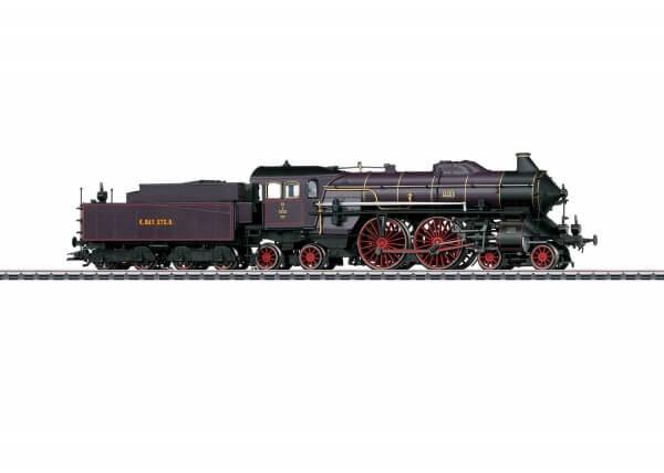Märklin 37018 Schnellzug-Dampflokomotive S 2/6