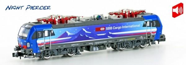 Hobbytrain Spur N BR 193 Vectron als Re 475 der SBB Cargo H2999S