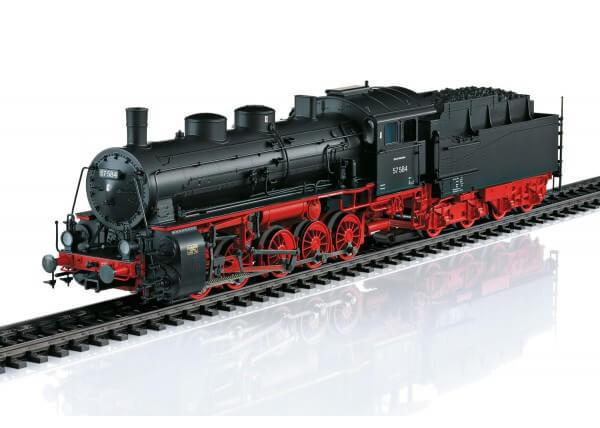 Märklin 39553 Güterzug-Dampflokomotive BR 57.5, G 5/5