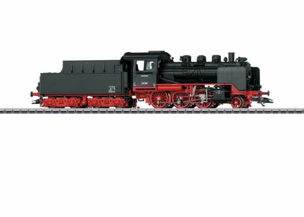 Märklin 36249 Dampflokomotive BR 24 mit Schlepptender der BR 50