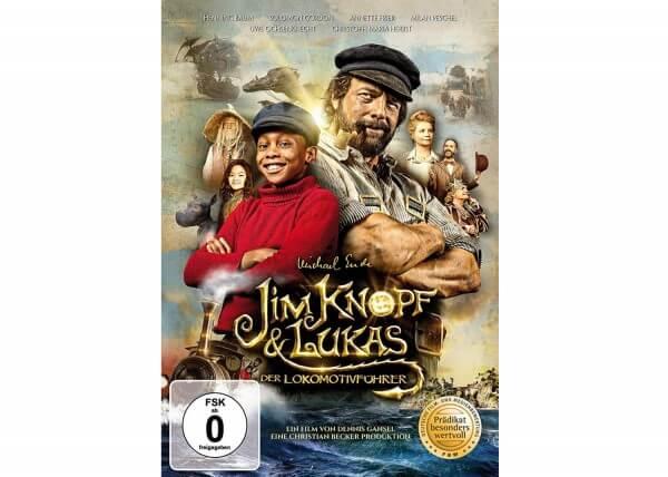 Märklin 12491 DVD - Jim Knopf und Lukas der Lokomotivführer