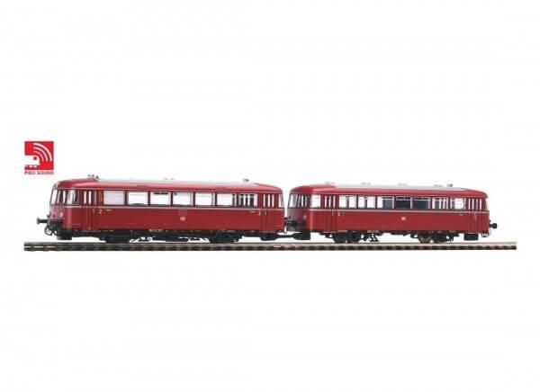 Piko 52726 Schienenbus 798 + Steuerwagen 998.6 Sound Epoche III
