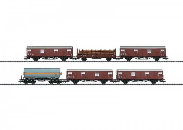 TRIX 24244 Güterwagen-Set