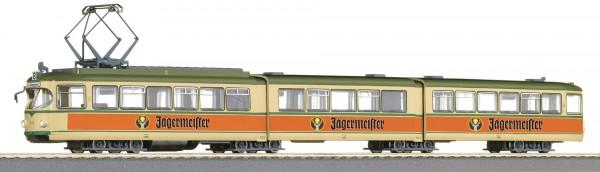 "Roco 52581 Straßenbahn ""Jägermeister"" 8 Achsen"