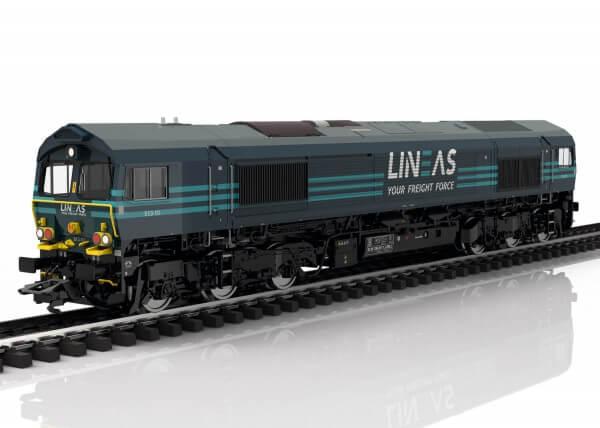 Märklin 39062 H0 Diesellokomotive Class 66 der LINEAS Group