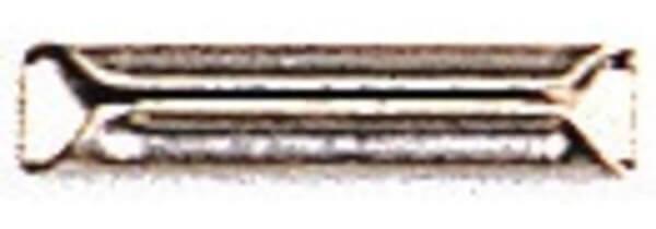 FLEISCHMANN 6436 Metall-Schienenverbinder (20 Stück)