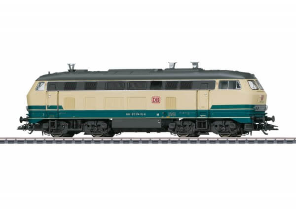 Märklin 39270 Mehrzwecklokomotive Baureihe 217
