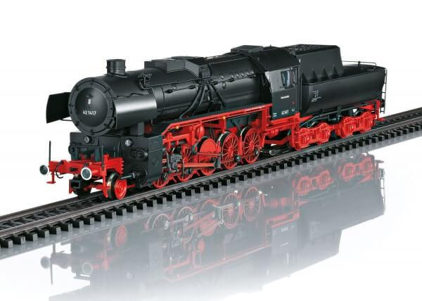 Märklin 39042 Schwere Güterzug-Dampflokomotive BR 42 mit Wannentender