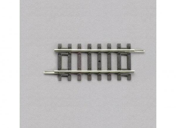 PIKO 55204 G107 gerades Gleis 107,32 mm