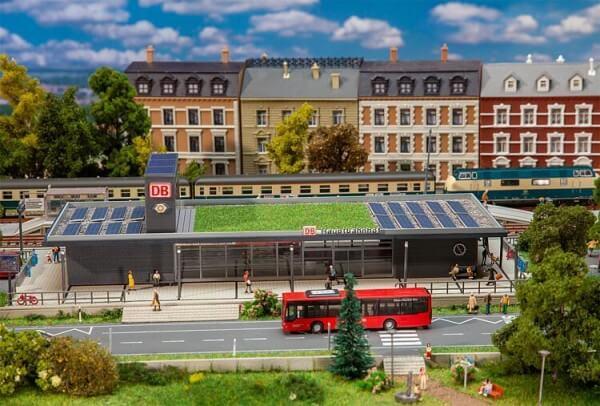 Faller 212123 Bahnhof Wittenberg