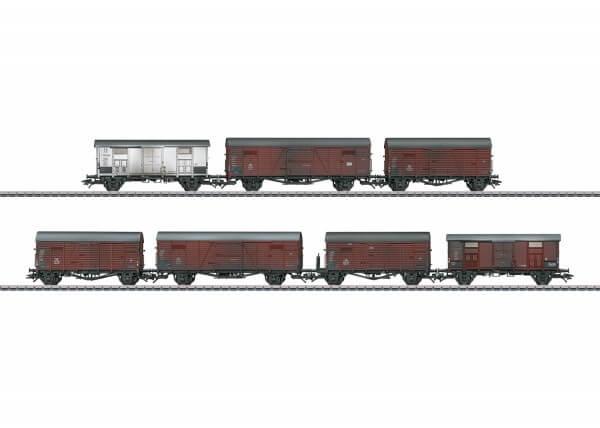 Märklin 47367 Güterwagen-Set zur Baureihe V 188