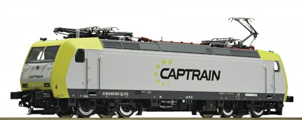 Roco 73599 Elektrolokomotive BR 185 550 Captrain