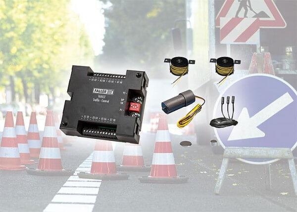 Faller 161622 Car System Basis-Set Komponenten