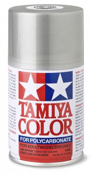 TAMIYA 300086036 PS-36 TRANSLUCENT SILBER Polycarbonat 100ml