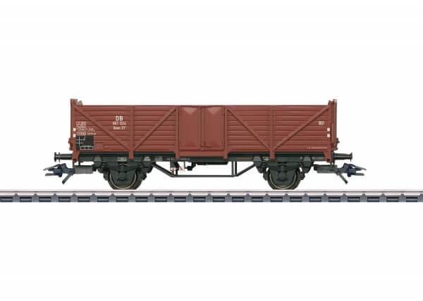 Märklin 46059 Offener Güterwagen Omm 37 mit Eisenschrott beladen