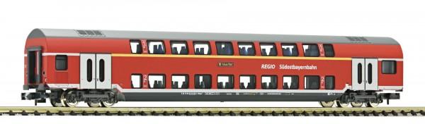 FLEISCHMANN 862704 Doppelstockwagen 1./2. Klasse DABpz758