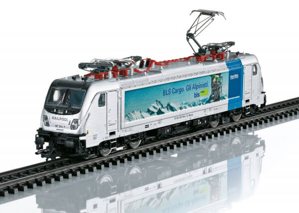 Märklin 36631 Elektrolokomotive Baureihe 187.0 (TRAXX AC 3 LM)