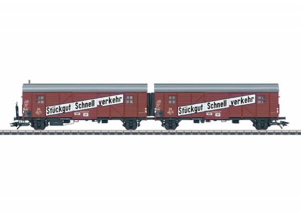 Märklin 48854 Leig-Einheit Wagen-Paar Gllmhs 37