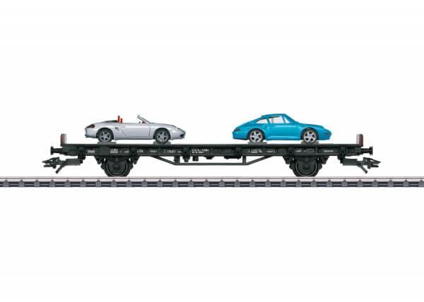 """Märklin 45056 Autotransportwagen """"70 Jahre Porsche-Sportwagen 6"""""""