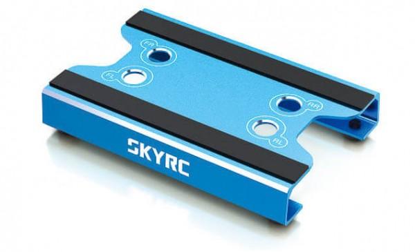 SKYRC SK600069-09 Montagestand aus Aluminium 1/10 Blau