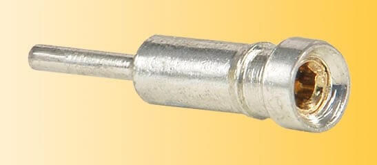Viessmann 6044 Adapterstift für Verteilerleiste 25 Stück