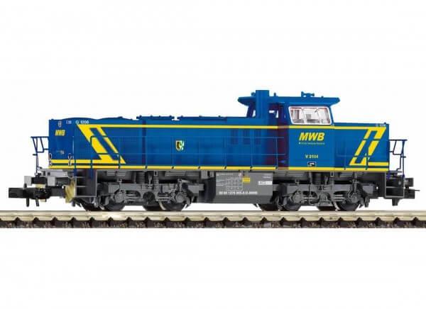 Piko 40412 Diesellokomotive G 1206 der Mittelweser-Bahn MWB