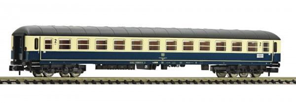 FLEISCHMANN 864305 Schnellzugwagen 2. Kl. Bauart Bm234 mit Zugschlussbeleuchtung