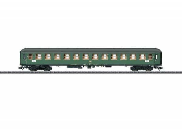 TRIX 23448 Schnellzug-Abteilwagen Bm 234 2. Klasse mit Innenbeleuchtung